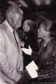 Ossie Davis and Cicely Tyson talking together