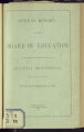 Annual report of the Board of Education of the Independent School District of Duluth, Minnesota for the year ending July 31, 1888