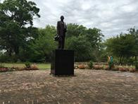 Denmark Vesey Monument-Hampton Park-front side