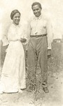 "Thumbnail for 02. 1900s, Evelyn Gertrude (Foster) McCurdy and LeRoy ""Roy"" Nelson McCurdy"