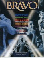[Program] Bravo: Michigan Opera Theatre, Winter 2002-2003