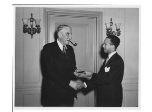 First African American Mediator Hired, Director Cy Ching and George Fowler