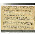 Telegram from Lyndon B. Johnson to Capus M. Waynick