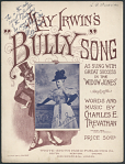 """Bully"" Sheet Music"