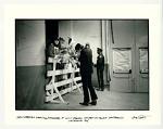 John Sebastian signing autographs at Lovin Spoonful concert, Cow Palace, San Francisco, CA. 1965