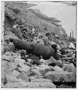[Charleston, S.C. Site of the night attack on Fort Sumter, September 8, 1863]