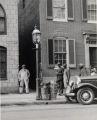 "Entrance to ""Little Rock Street"", Baltimore"