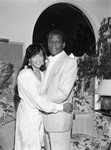 Sidney Poitier and Wife, Los Angeles, 1986