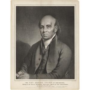 The Rev. Morris Brown of Philadelphia