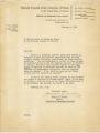 Eugene Avery Adams papers, 1892-1968, folder 59; February 4-15, 1958