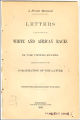 Letters on the relation of the white and African races in the United States, and the necessity of the colonization of the latter