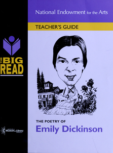 Poetry of Emily Dickinson: teacher's guide