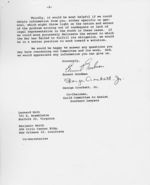 Thumbnail for Letter: Detroit, Michigan, to James Dombrowski, New Orleans, Louisiana, 1962 April 27