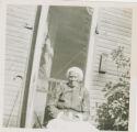 Lucy Ann Warfield, African American ex-slave portrait