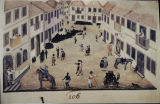 Slaves on market, from Thierbuch