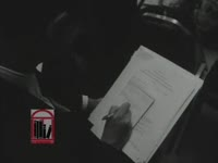 WSB-TV newsfilm clip of Dr. Martin Luther King, Jr. speaking about the work of the Southern Christian Leadership Conference in Chicago as well as current political parties, Atlanta, Georgia, 1965 June
