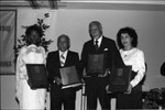 Ebonics Support Group Honorees, Los Angeles, 1985