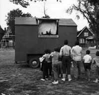 Recreation; Detroit; Puppet Theater (Mobile).