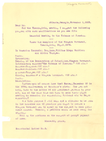 Niagara Movement Secretarial Letter No. 3