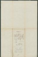 Voucher to Capt. Richard P. Ingersoll, 18th Michigan Infantry