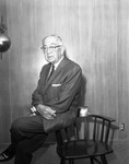Portrait of Dr. H. Claude Hudson, Los Angeles