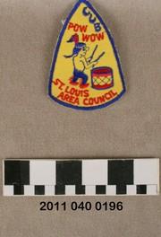 Boy Scout Patch of Ivan C. James, Jr.