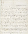 Roxana Chapin Gerdine to Emily McKinstry Chapin (1859 December)