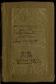 Elvira Cecelia Sheridan Badger diary, 1903