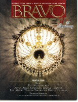 [Program] Bravo: Michigan Opera Theatre, Winter 2000-2001