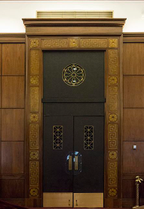 Doorway. Potter Stewart U.S. Post Office and Courthouse, Cincinnati, Ohio