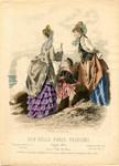 Paris fashions, Summer 1873