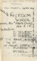 Kaplow--Friends of SNCC - General, 1964-1967, undated (Alicia Kaplow papers, 1964-1968; Archives Main Stacks, Mss 507, Box 1, Folder 7)
