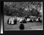 Women's Auxiliary meeting, Wuhan, Hubei, China, 1899