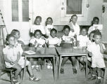 Catholic Instruction Center Summer School at St. Rita Church, Indiana, Indianapolis, 1947