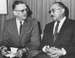 Locher, Ralph 1964 with William Cade