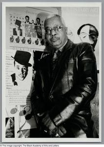 [Portrait of Allison Tucker] Dallas/Fort Worth Black Living Legends Dallas/Fort Worth Black Living Legends, 1996