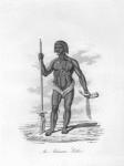 An Ashantee Soldier