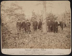 Shiloh Battle Field