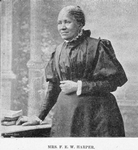 Mrs. F. E. W. Harper, Author and Lecturer, Philadelphia, Pa