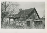 Northampton slave quarters (brick), near Largo, Prince George's County, Maryland, 1941-1987