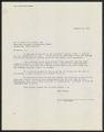 Reverend Dr. R.C. Grier correspondence