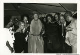 Jessye Norman with group