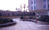 Courtyard at Sunrise Towers