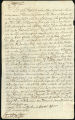 Deed of gift of Sime to Peter Lefever