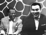 Aldemaro Romero and Louis Armstrong
