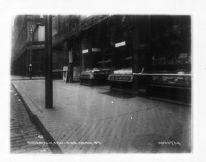 Sidewalk 480-482 Washington St., Boston, Mass., November 27, 1904
