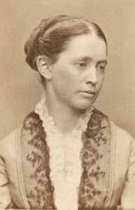 Charlotte May Wilkinson
