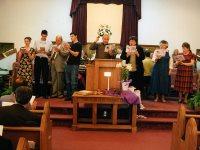 Gospel singing convention