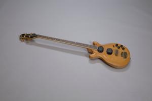 "Bass guitar used by Robert ""Kool"" Bell of Kool & the Gang"