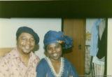 Eugene Redmond and Tess Onwueme